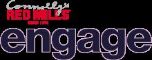 Логотип Engage