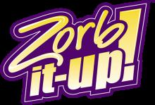 Логотип Zorb It-Up!