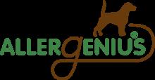 Логотип Allergenius