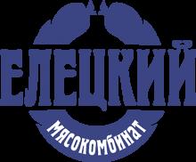 Логотип Мясокомбинат Елецкий