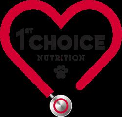Логотип 1st choice nutrition