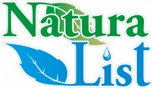 Логотип NaturaList
