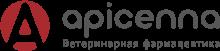 Логотип Апиценна