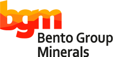 Логотип Bento Group Minerals