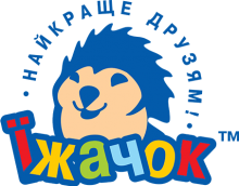 Логотип Ежачок