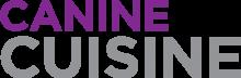 Логотип Canine Cuisine