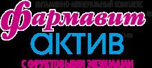 Логотип Фармавит Актив