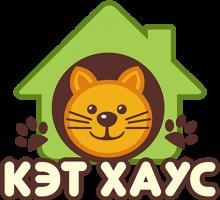 Логотип Кэт Хаус