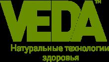 Логотип ВЕДА