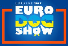 Логотип Euro Dog Show 2017