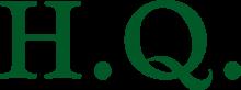 Логотип H.Q.
