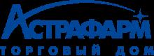 Логотип Астрафарм ТД
