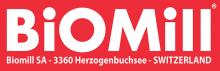 Логотип BioMill