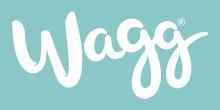 Логотип Wagg