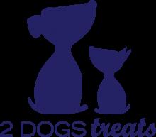 Логотип 2 Dogs Treats