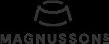 Логотип Magnusson