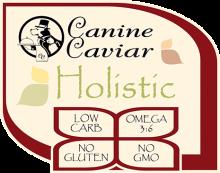Логотип Canine Caviar Holistic