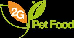 Логотип 2G Pet Food