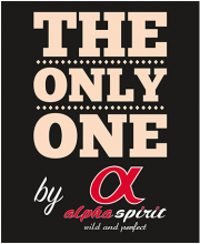Логотип The Only One By Alpha Spirit