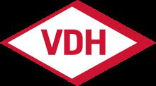 Логотип VDH