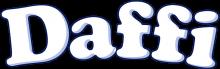 Логотип Daffi