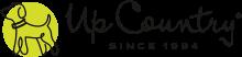 Логотип Up Country
