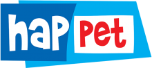 Логотип HAPPET