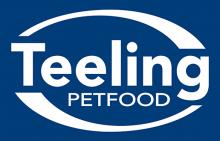 Логотип Teeling Pet Food