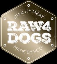 Логотип Raw 4 Dogs