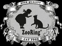 Логотип ZooRing Cat
