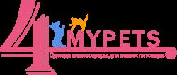 Логотип 4 Май Петс