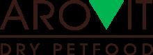 Логотип Arovit Dry Petfood A/S