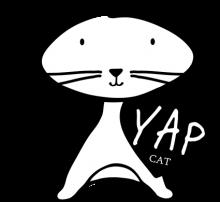 Логотип Yap Cat