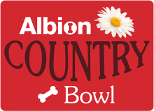 Логотип Albion Country Bowl