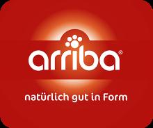 Логотип Arriba