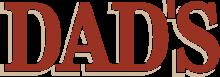 Логотип Dad's