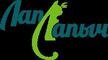 Логотип Лап Лапыч