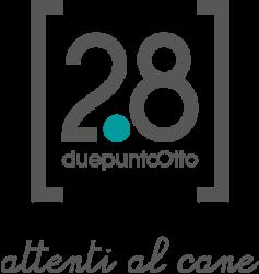 Логотип 2.8 duepuntootto