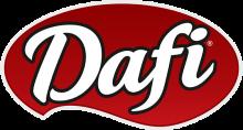 Логотип Dafi