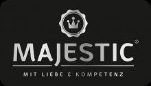 Логотип Majestic