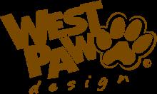 Логотип West Paw Design