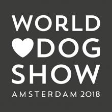 Логотип World Dog Show 2018