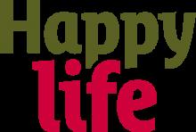 Логотип Happy Life