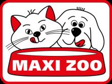 Логотип Maxi Zoo