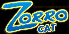Логотип Zorro Cat