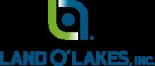 Логотип Land O'Lakes