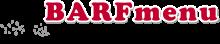 Логотип BARF Menu