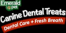 Логотип Canine Dental Treats