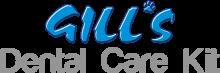 Логотип Gill's Dental Care Kit