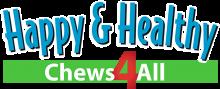 Логотип Happy & Healthy Chews 4 All